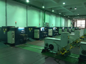 Double Shaft Multiple Drawing Active Pay-off Machine (FC-630) pictures & photos