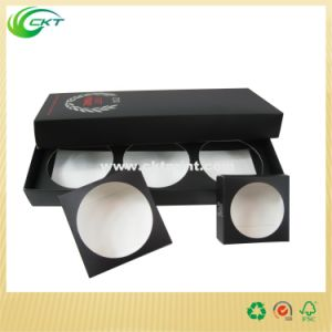Cosmetic Packaging Gift Box with Clear Window Folding Carton, (CKT-CB-325)