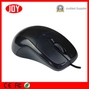 Promotional Price Computer Wired USB Driver Optical Mouse pictures & photos