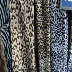 Polyester Printed Fabric pictures & photos