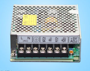 120W Dual Output Switching Power Supply 5V 12A 12V 5A pictures & photos