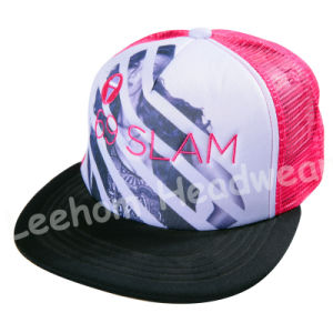 (LSN15006) Snapback Cap with Transfer Print pictures & photos