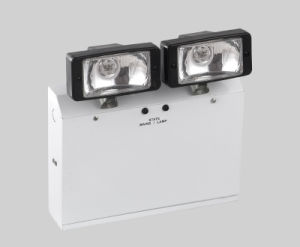 LED Emerency Light with Double Heads (PR408NM/LED) pictures & photos