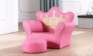 Crown Sofa Single Chair Kids Sofa pictures & photos