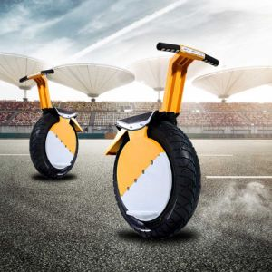Ce Certified 17 Inch Self Balance Electric Motorcycle Scooter pictures & photos