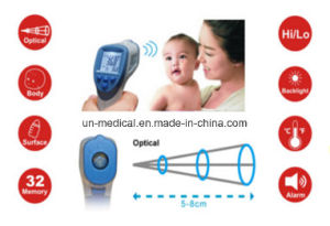 Multi Function Non Contact Body Infrared Thermometer pictures & photos