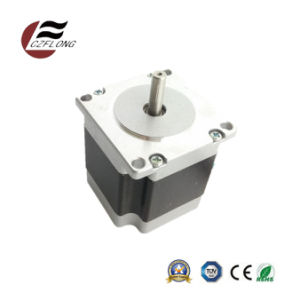 1.8deg NEMA23 Stepping Motor for CNC Engraving Printer Machine pictures & photos