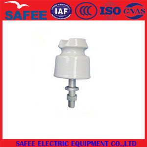 China Pin Type Porcelain Insulators with Spindle pictures & photos