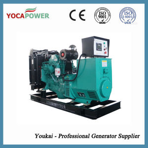 100kVA Yuchai Engine Open Power Genset Diesel Generator Set pictures & photos