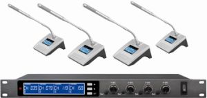 Conference System Wireless Conference Microphone DC-1240 pictures & photos
