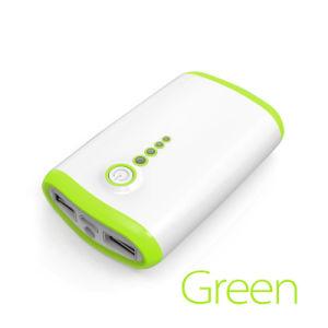 Popular Portable Power Bank 4000mAh LED Lighting Output Convenient pictures & photos
