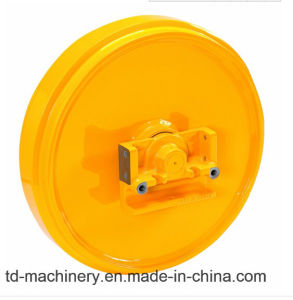 PC300 Front Idler Track Idler Excavator Idler Heavy Machinery Parts Excavator Parts