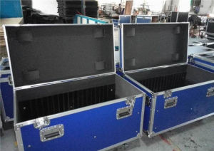 Aluminum Flight Road Case for Power Cables Speakers pictures & photos