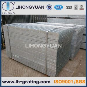 Hot Dipped Galvanizing Plain Steel Grating for Walkway pictures & photos