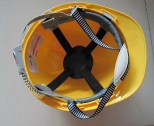 PE T Type Safety Helmet for Construction Workers pictures & photos