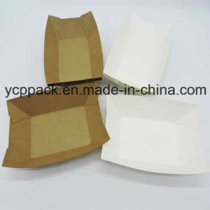 Disposable Food Packaging Fruit Tray Paper Tray pictures & photos