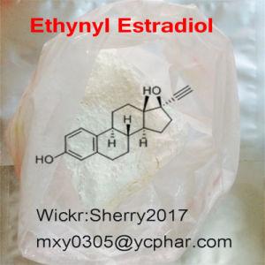 Bulk Export Steroid Ethynyl Estradiol Powder 57-63-6 Female Hormone pictures & photos