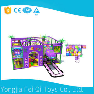 New Commercial Kids Plastic Soft Mcdonalds Indoor Playground pictures & photos