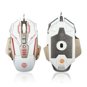 Metal Design 8 Buttons LED Mechanical Mouse Gaming (M-A30) pictures & photos