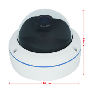 360 HD Fisheye Low Lux Analog Video Camera pictures & photos
