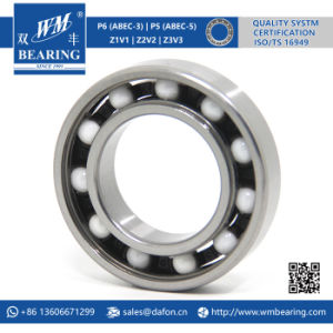 6209 High Temperature High Speed Hybrid Ceramic Ball Bearing pictures & photos