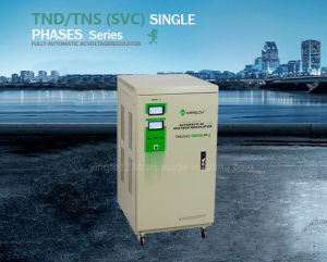 Tnd Series Single Phase Vertical Automatic Voltage Regulator