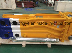 Top Type Hydraulic Breaker Hammer for 7-14ton Excavator Zyt850 pictures & photos