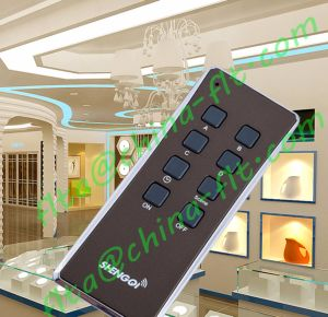 Multi-Rout Ceiling Light Remote Control with Ce & RoHS pictures & photos