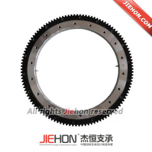 Slewing Ring Bearing with Quneched External Gear pictures & photos