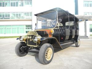 Antique Royal Hot Sale Electrical Tourist Model T Coupe Classic Car pictures & photos