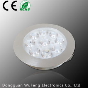 Aluminum Recessed Higher Illuminance, LED Wardrobe Light, LED Cabinet Light pictures & photos