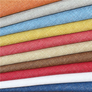 Wholesale Bulk High Quality Soft PU Footwear Leather Fabric pictures & photos