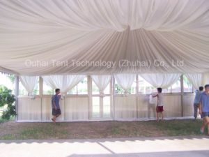 8m X 8m Pagoda Tent with Decoration Lining and Curtain pictures & photos