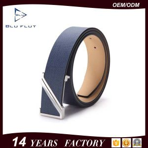 Factory Design Custom Style Luxury Z Buckle Genuine Cowhide Leather Belts pictures & photos