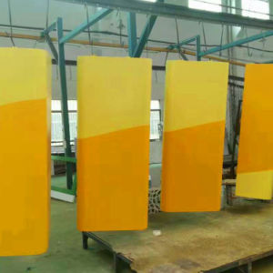 Multicolor Aluminum Panel for Gas Station Cladding Decoration pictures & photos