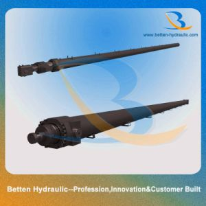 Industrial Piston Seal Telescoping Hydraulic Cylinder for Sale pictures & photos