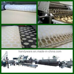 Food Machinery Pringle Fabricated Potato Chip Processing Line pictures & photos