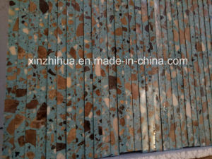 Artificial Marble Red Marble Slab pictures & photos
