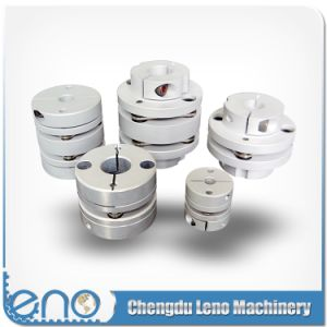 High Torque Load Aluminum Disc Coupling for Servo Motor pictures & photos