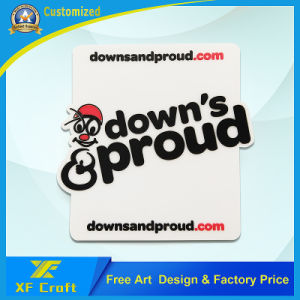 Professional Custom Carton PVC Rubber Fridge Magnet for Promotion (XF-FM01) pictures & photos