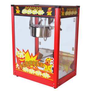 ETL Certified Commercial Electrical Popcorn Popper Popcorn Machine pictures & photos