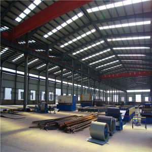 Pre-Engineered Steel Structure Construction for Workshop/Storage/Warehouse pictures & photos