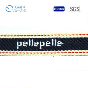 Factory Supply Fashionable Skin-Friendly and High Quality Jacquard Webbing pictures & photos