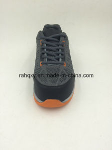 Wear Resisting Strong Fabric Highly Protection Safety Working Shoes pictures & photos