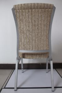 Hotel Back Design Aluminum Stacking Banquet Dining Chair pictures & photos