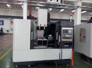 Vmc850 Horizontal CNC Machining Center with Ce Certification pictures & photos