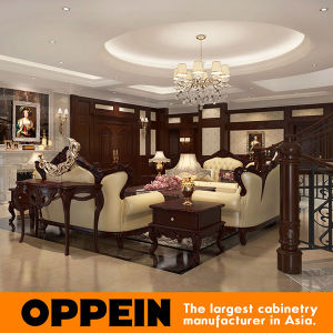 Classical 4 Storey Villa Furniture Living Room Furniture Set (OP16-Villa07) pictures & photos