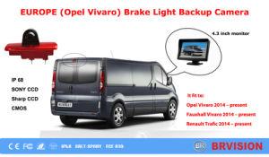 Waterproof Backup Camera for Opel Vivaro 2014, Vauxhall Vivaro 2014, Renault Trafic 2014 pictures & photos