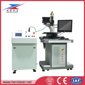 Highest Efficiency Qcw Ipg Fiber Laser Welding Machine for Branded Eyewear Frame pictures & photos
