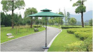Steel 6 Ribs Outdoor Umbrella pictures & photos